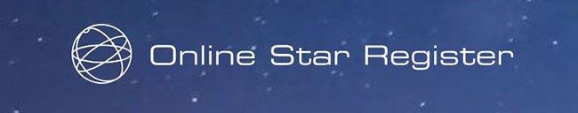 online star register sito ufficiale